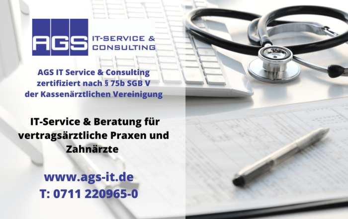 AGS-zertifizierter IT Service Esslingen, Stuttgart